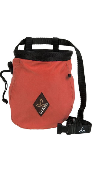 Prana Chalk Bag with Belt Coral